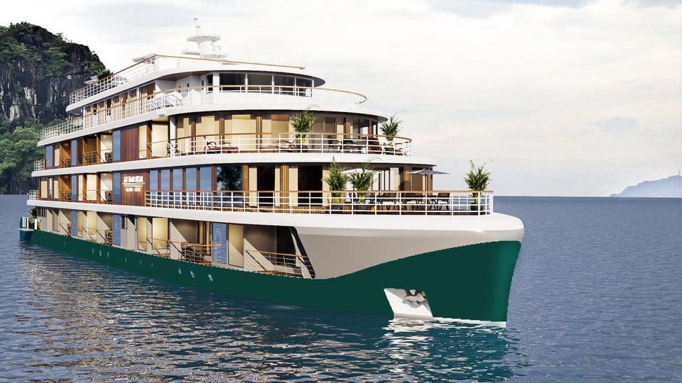APT Travel mở bán tour du thuyền đẳng cấp 5 sao chất lượng 6 sao