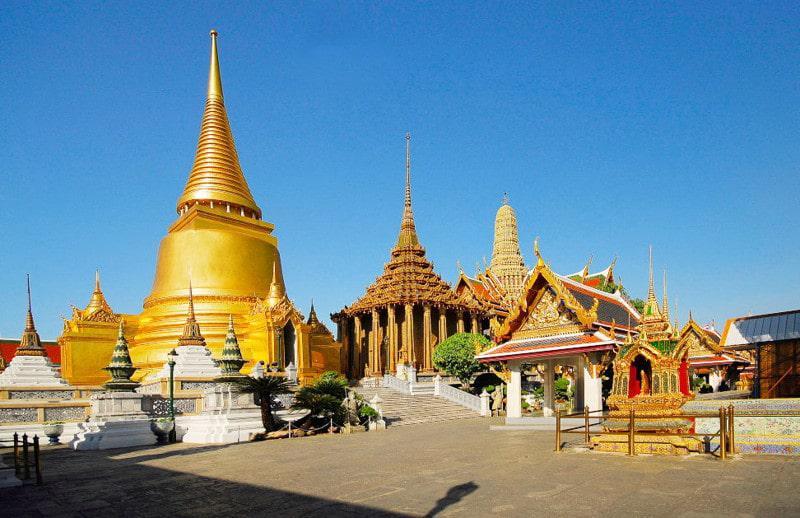Thiên đường du lịch Thái Lan BANGKOK – PATTAYA