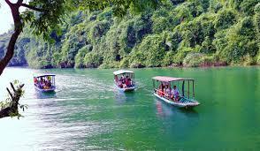 Hồ Ba Bể Thác Bản Giốc