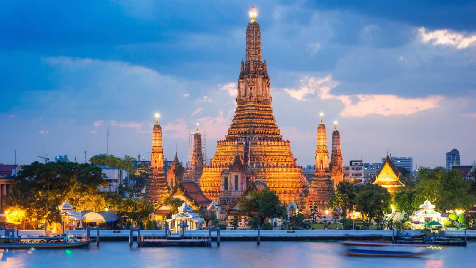Hà Nội - Bangkok - Pattaya - Hà Nội - Khởi hành mùng 1 Tết