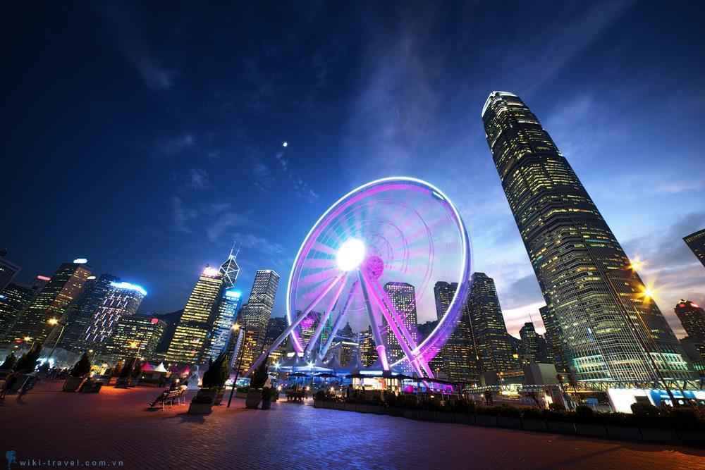 Tour Hồng Kông giờ chót