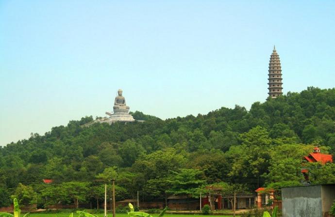 Chùa Phật Tích - Đền Đô- Chùa Bút Tháp- Chùa Dâu