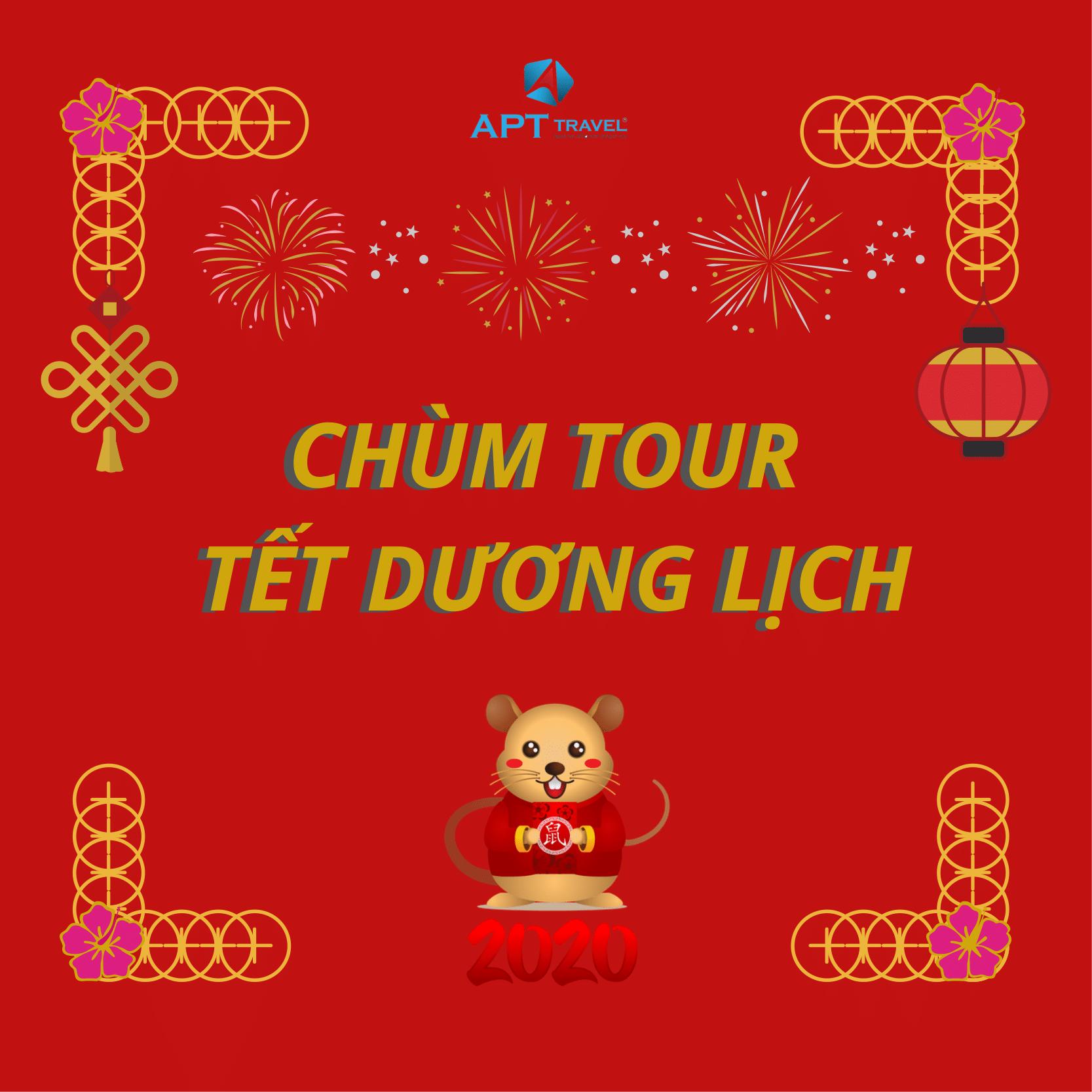 Tour Noel - Năm mới 2020 - Tour Nội địa