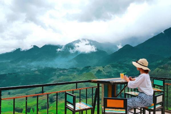Sapa - Bản Cát Cát - Fansipang - Núi Hàm Rồng