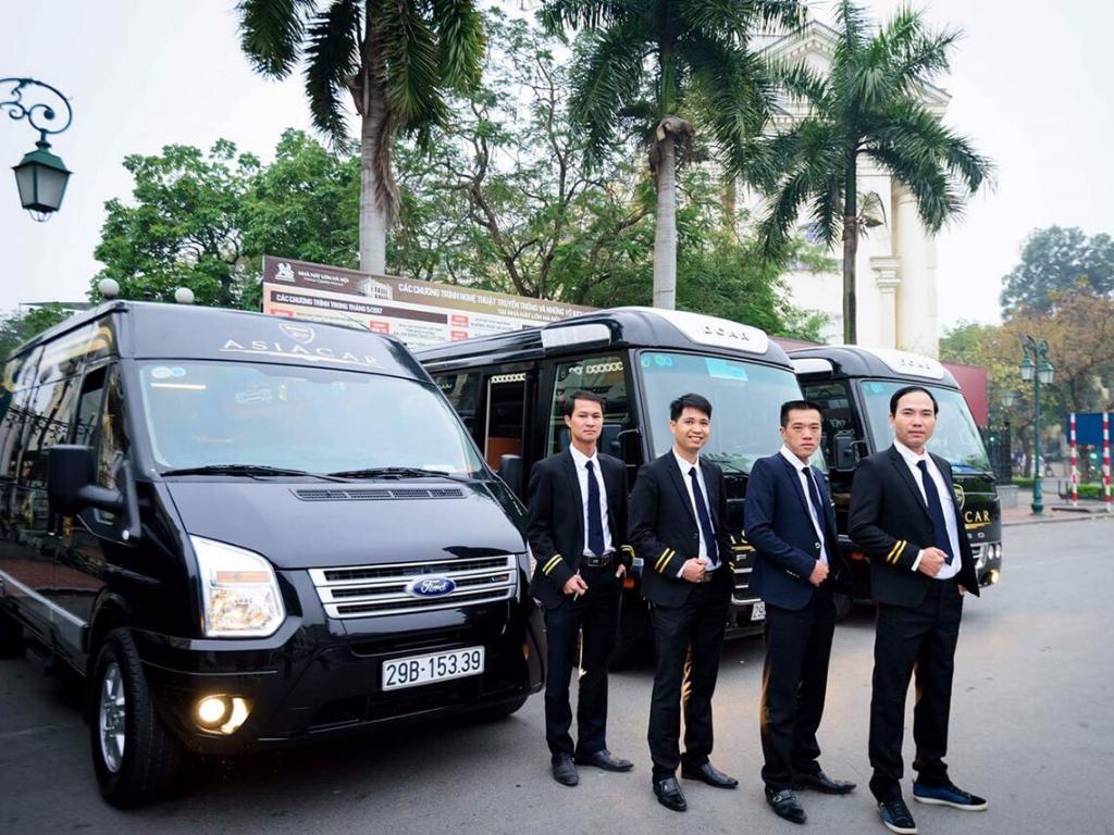 Thuê xe Limousine 9C Hà Nội - Sapa - Hà Nội 2ngày