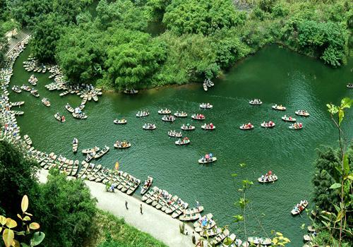 Tour Hà Nội - Ninh Bình - Hạ Long 3N2Đ