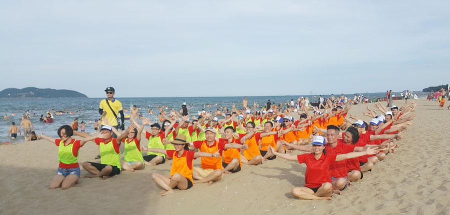 Chương trình du lịch biển Cửa Lò - Teambuilding Gala Dinner