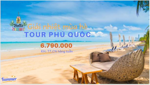 Chương trình tham quan du lịch đảo ngọc Phú Quốc (Khởi hành T7,CN hàng tuần)