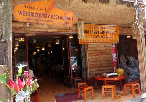 Nhà hàng Khám Phá Việt - Sapa