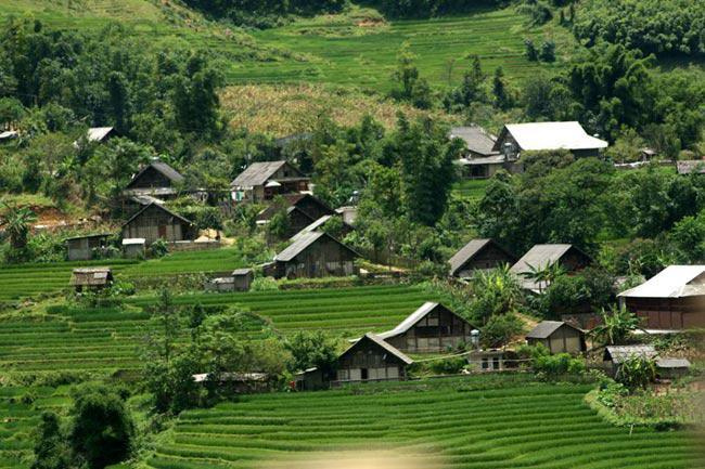 Hà Nội - Mai Châu - Bản Lác