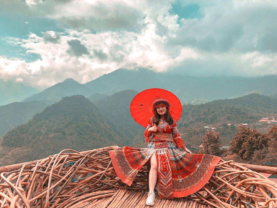 Tour Sapa - Cát Cát - Hàm Rồng - Fansipan  - Đền Ông Hoàng Bảy